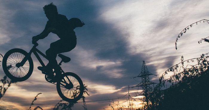 さおりの創作話001:颯爽と駆ける自転車